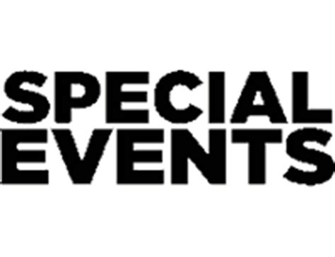 Resume examples for special events coordinator